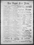 Las Vegas Free Press, 04-09-1892
