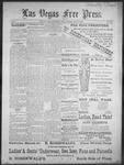 Las Vegas Free Press, 06-10-1892