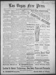 Las Vegas Free Press, 06-11-1892
