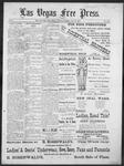 Las Vegas Free Press, 06-16-1892