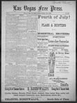 Las Vegas Free Press, 07-02-1892