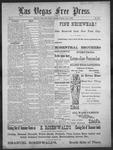 Las Vegas Free Press, 07-05-1892