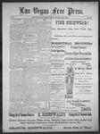 Las Vegas Free Press, 07-06-1892