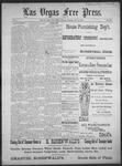 Las Vegas Free Press, 07-12-1892
