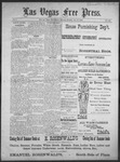 Las Vegas Free Press, 07-16-1892