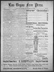 Las Vegas Free Press, 07-18-1892