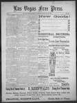 Las Vegas Free Press, 07-20-1892 by J. A. Carruth