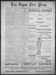 Las Vegas Free Press, 07-28-1892 by J. A. Carruth
