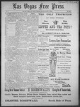 Las Vegas Free Press, 08-06-1892 by J. A. Carruth