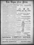 Las Vegas Free Press, 08-08-1892 by J. A. Carruth