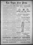 Las Vegas Free Press, 08-12-1892 by J. A. Carruth