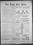 Las Vegas Free Press, 08-15-1892 by J. A. Carruth