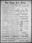 Las Vegas Free Press, 08-16-1892 by J. A. Carruth