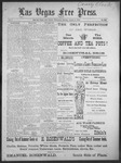 Las Vegas Free Press, 08-17-1892 by J. A. Carruth