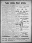 Las Vegas Free Press, 08-18-1892 by J. A. Carruth