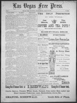 Las Vegas Free Press, 08-22-1892 by J. A. Carruth