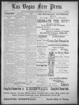Las Vegas Free Press, 08-25-1892 by J. A. Carruth