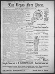 Las Vegas Free Press, 08-27-1892 by J. A. Carruth