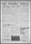 Western Liberal, 07-21-1916 by Lordsburg Print Company