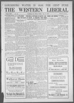 Western Liberal, 08-18-1916 by Lordsburg Print Company