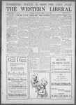 Western Liberal, 08-25-1916 by Lordsburg Print Company