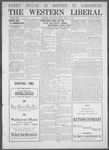 Western Liberal, 09-01-1916 by Lordsburg Print Company