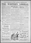 Western Liberal, 09-08-1916 by Lordsburg Print Company