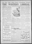 Western Liberal, 09-15-1916 by Lordsburg Print Company
