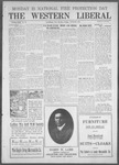 Western Liberal, 10-06-1916 by Lordsburg Print Company