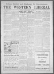 Western Liberal, 10-13-1916 by Lordsburg Print Company