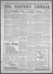 Western Liberal, 03-09-1917 by Lordsburg Print Company
