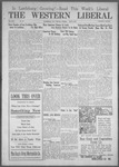 Western Liberal, 04-06-1917 by Lordsburg Print Company