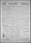 Western Liberal, 04-20-1917 by Lordsburg Print Company