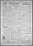 Western Liberal, 04-27-1917 by Lordsburg Print Company