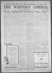 Western Liberal, 05-25-1917 by Lordsburg Print Company