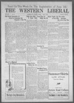 Western Liberal, 06-01-1917 by Lordsburg Print Company