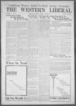 Western Liberal, 07-20-1917 by Lordsburg Print Company