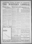 Western Liberal, 08-03-1917 by Lordsburg Print Company