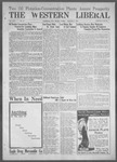 Western Liberal, 09-07-1917 by Lordsburg Print Company