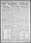 Western Liberal, 09-21-1917 by Lordsburg Print Company