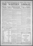 Western Liberal, 09-28-1917 by Lordsburg Print Company