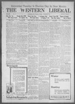 Western Liberal, 11-02-1917 by Lordsburg Print Company