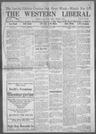 Western Liberal, 02-01-1918 by Lordsburg Print Company