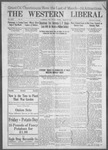 Western Liberal, 03-15-1918 by Lordsburg Print Company