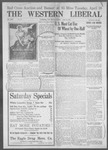 Western Liberal, 04-12-1918 by Lordsburg Print Company