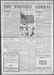 Western Liberal, 06-07-1918 by Lordsburg Print Company
