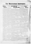 Mountainair Independent, 01-09-1919 by Mountainair Printing Company