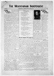 Mountainair Independent, 01-30-1919 by Mountainair Printing Company