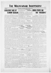 Mountainair Independent, 02-27-1919 by Mountainair Printing Company