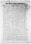 Mountainair Independent, 04-03-1919 by Mountainair Printing Company